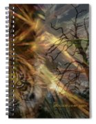Hunter Spiral Notebook