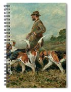 Hunting Exercise Spiral Notebook