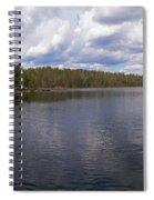 Huossilampi Spiral Notebook