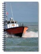 Huron Belle Pilot Boat Spiral Notebook