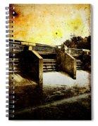 Huron River Dam Spiral Notebook