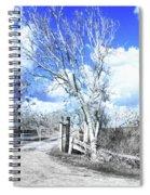 Hwy 82 Coastal Louisiana Spiral Notebook