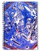 Hydatid Spiral Notebook