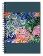 Hydrangeas I Spiral Notebook