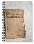 Hymnal Spiral Notebook