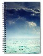 I Am Alone Spiral Notebook
