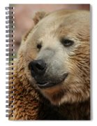 I Am Smiling Spiral Notebook