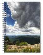 I Can Touch The Sky  Spiral Notebook