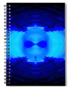 I Come In Peace Spiral Notebook