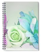I Dream Of Flowers Spiral Notebook