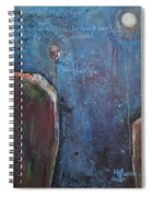 I Know You Are Out There Spiral Notebook