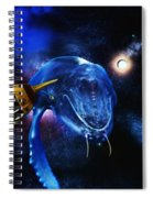 I Think Something Is Out There Spiral Notebook