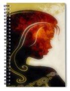 I Walked Away 1 Spiral Notebook