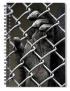 I Want Out Spiral Notebook