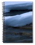 Ice 15 Spiral Notebook