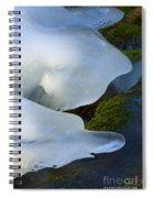 Ice 22 Spiral Notebook
