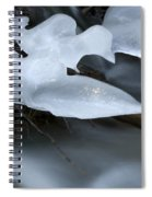 Ice 3 Spiral Notebook