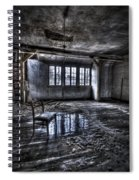 Ice Chair Spiral Notebook