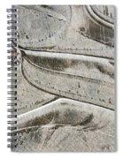 Ice Spiral Notebook