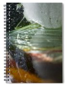 Ice Obsession Two Spiral Notebook