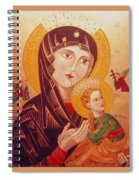 Icon Spiral Notebook