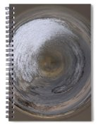 Icy River Spiral Notebook