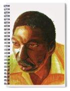 Idrissa Ouedraogo Spiral Notebook