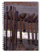If I Had A Hammer Spiral Notebook
