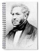 Ignaz Moscheles (1794-1870) Spiral Notebook