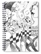 Ignorance And Bliss Spiral Notebook