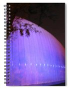 Illuminated From Within Spiral Notebook