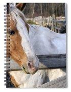 Im Ready Spiral Notebook