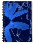 I'm So Blue Spiral Notebook