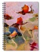 Imagine - F0104bt03f Spiral Notebook