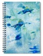 Imagine - M11v09 Spiral Notebook