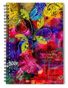 Imagine Bliss Spiral Notebook