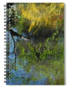 Impressions Of Spring Spiral Notebook