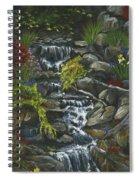 In A Country Garden Spiral Notebook