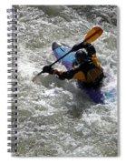In Control Spiral Notebook