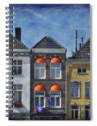 In Den Gouden Appel Spiral Notebook