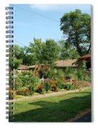 In Full Bloom Spiral Notebook