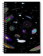 In My Telescope Spiral Notebook