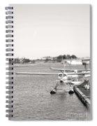 In Plane Sight Spiral Notebook