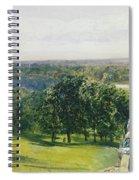 In Richmond Park Spiral Notebook