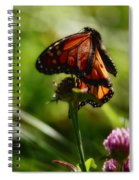 In The Breeze Spiral Notebook