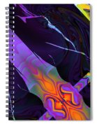 In The Colors Shadow Spiral Notebook