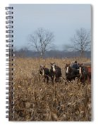 In The Corn 2 Spiral Notebook
