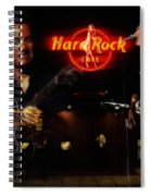 In The Hard Rock Cafe Spiral Notebook
