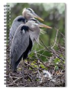 In The Nest Spiral Notebook