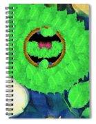 In The Pond Pop Art Spiral Notebook